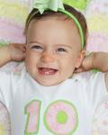 Развитие ребенка в 10 месяцев.
