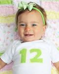 Развитие ребенка в 12 месяцев.