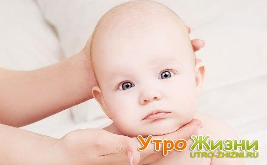 Кривошея у ребенка: симптомы, причины и лечение