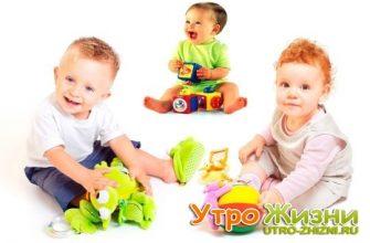ТОП 10 игрушек в год