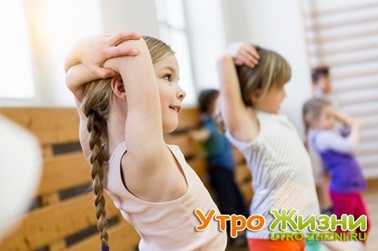 Виды спорта для детей детского сада