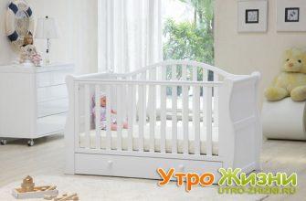Выбор детской кроватки.