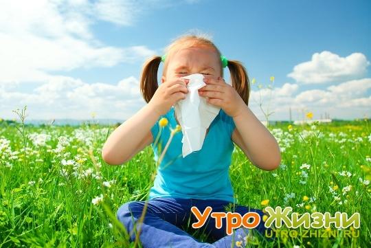 Поллиноз у детей: лечение