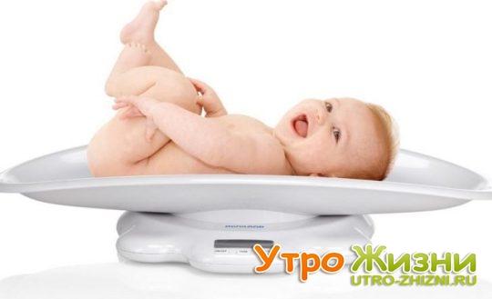 Ребенок плохо набирает вес: что делать?