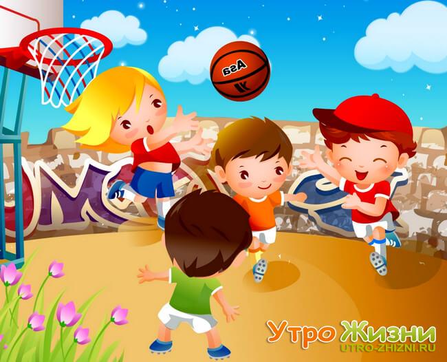 Виды спорта в дошкольном образовательном учреждении